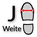 Weite J
