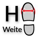 Weite H