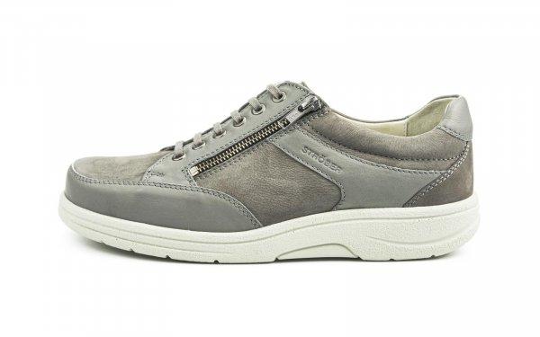 MALCOLM, Nubuk in grey